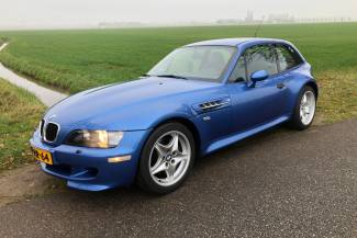 BMW Z3 Coupe 3.2 M 1998 Nederlandse pers auto